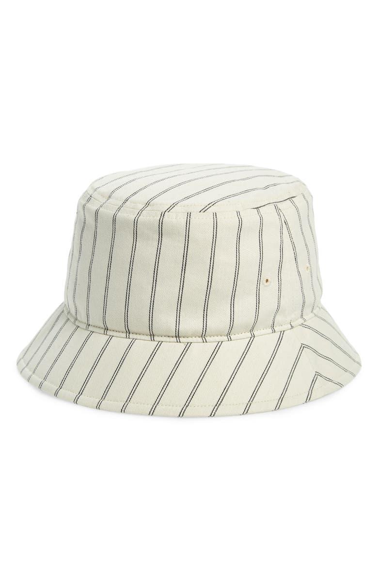 RAG & BONE Ellis Bucket Hat, Main, color, 100