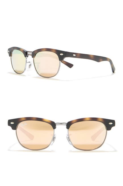 Image of Ray-Ban 45mm Clubmaster Sunglasses