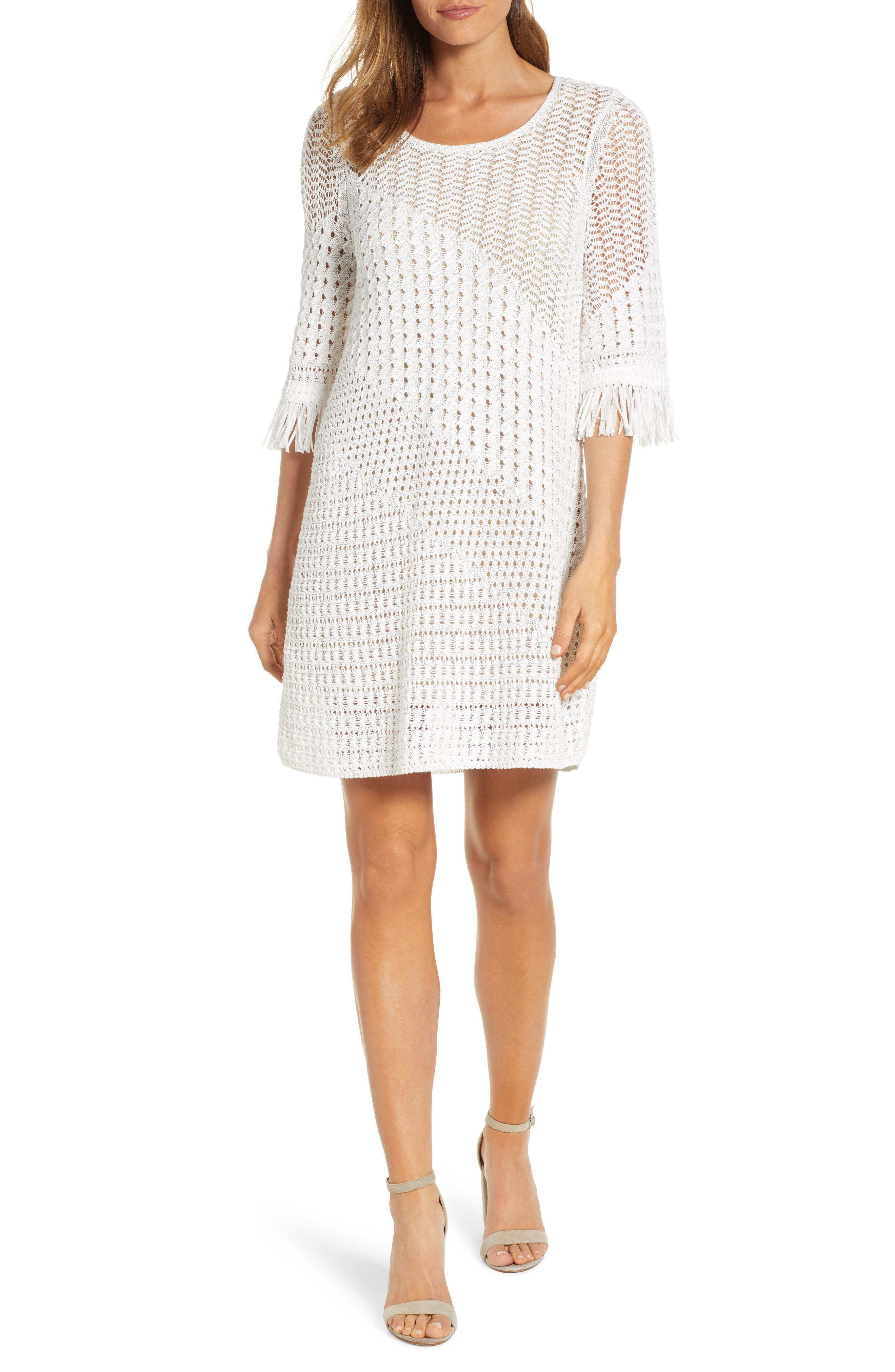 Nic+Zoe Beach Stroll A-Line Dress