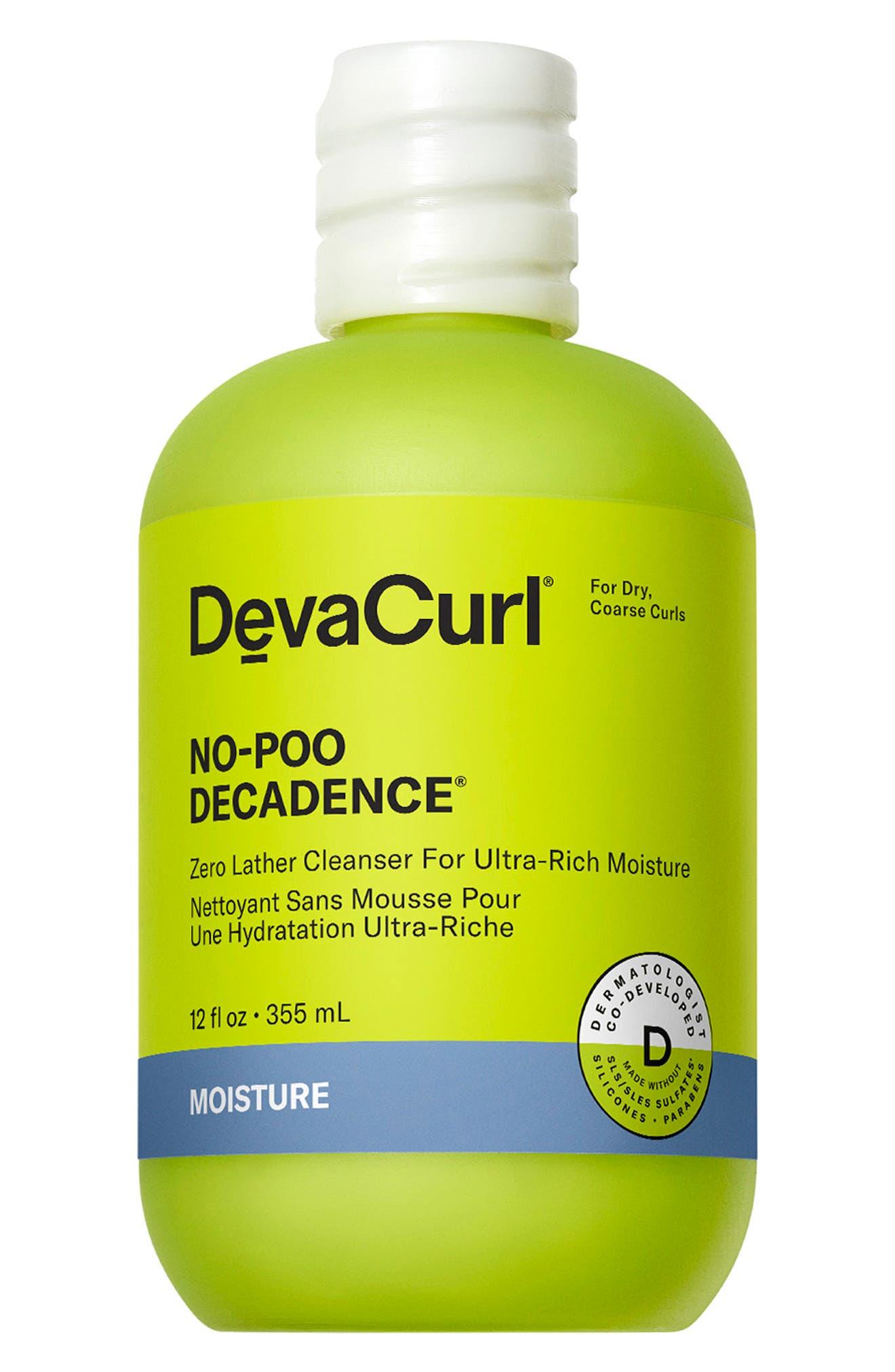 No-Poo Decadence Zero-Lather Cleanser