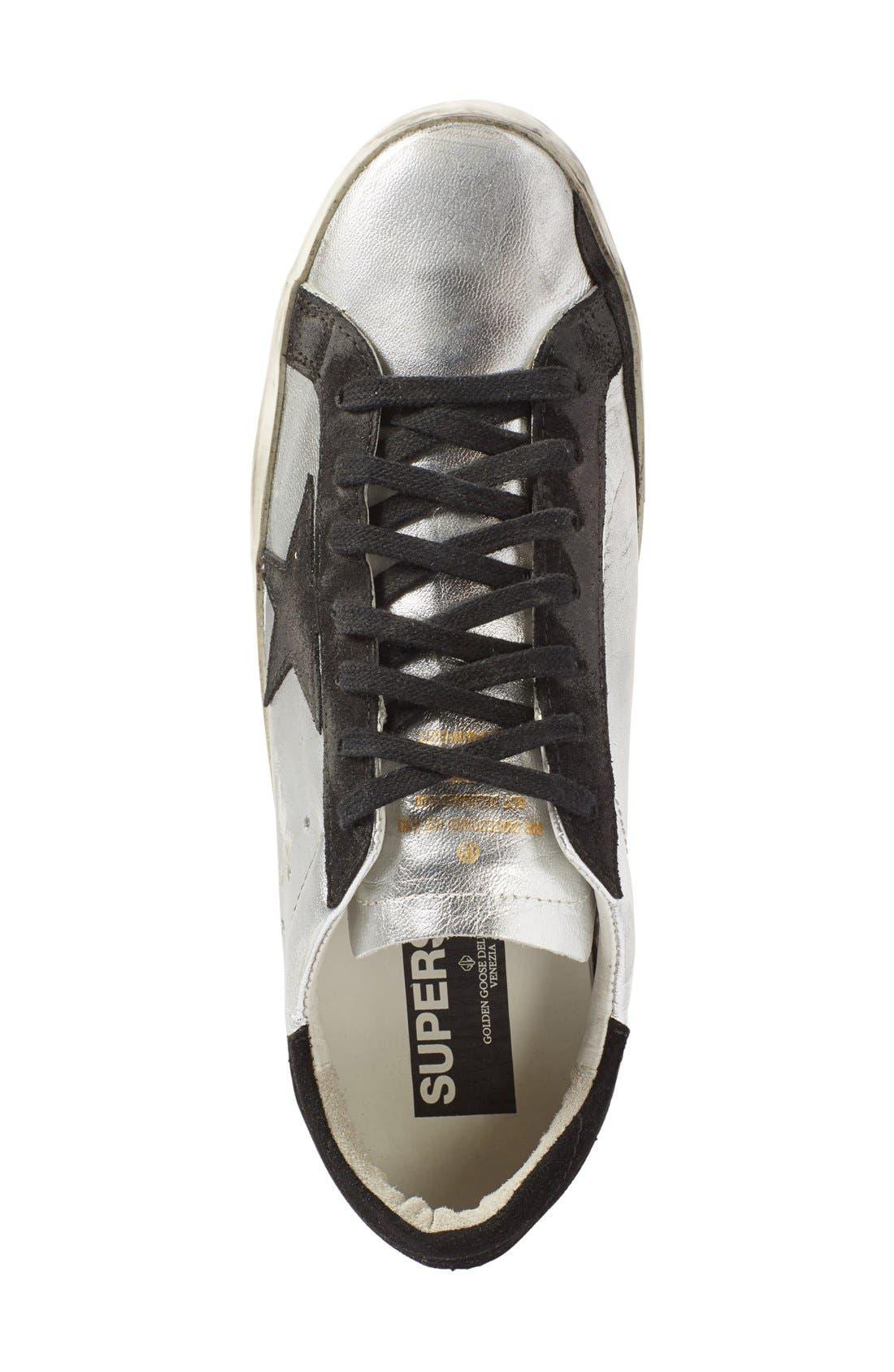 ,                             'Superstar' Sneaker,                             Alternate thumbnail 106, color,                             040