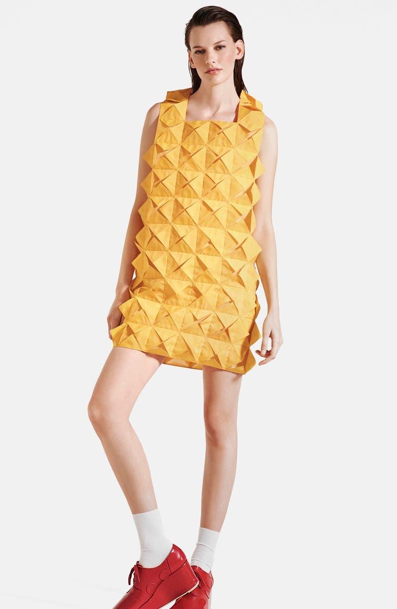 JUNYA WATANABE Monofilament Mesh Dress, Main, color, 700