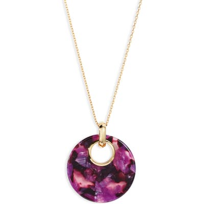 Kate Spade New York On The Dot Small Pendant Necklace
