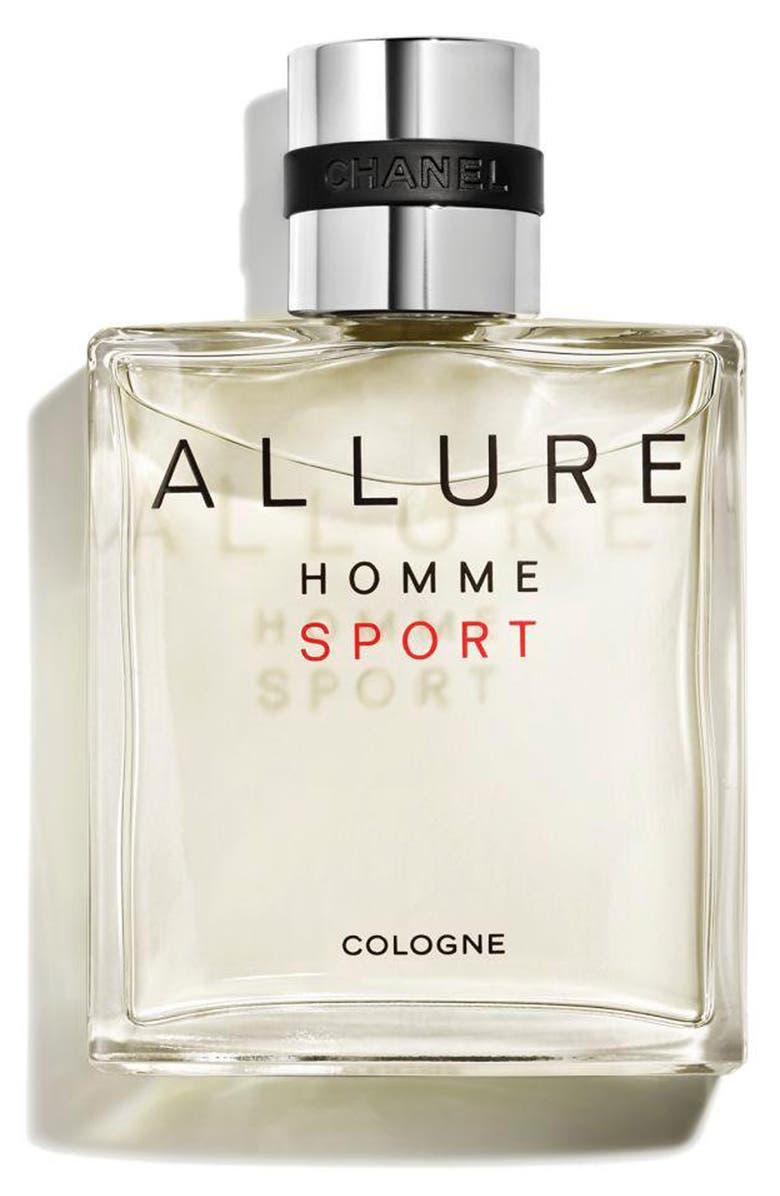 CHANEL ALLURE HOMME SPORT Cologne Spray, Main, color, NO COLOR