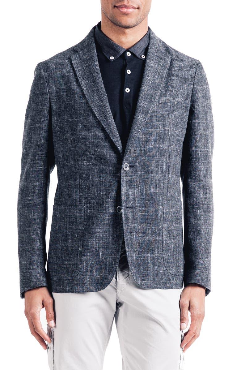 GOOD MAN BRAND Downtown Slim Sport Coat, Main, color, 033
