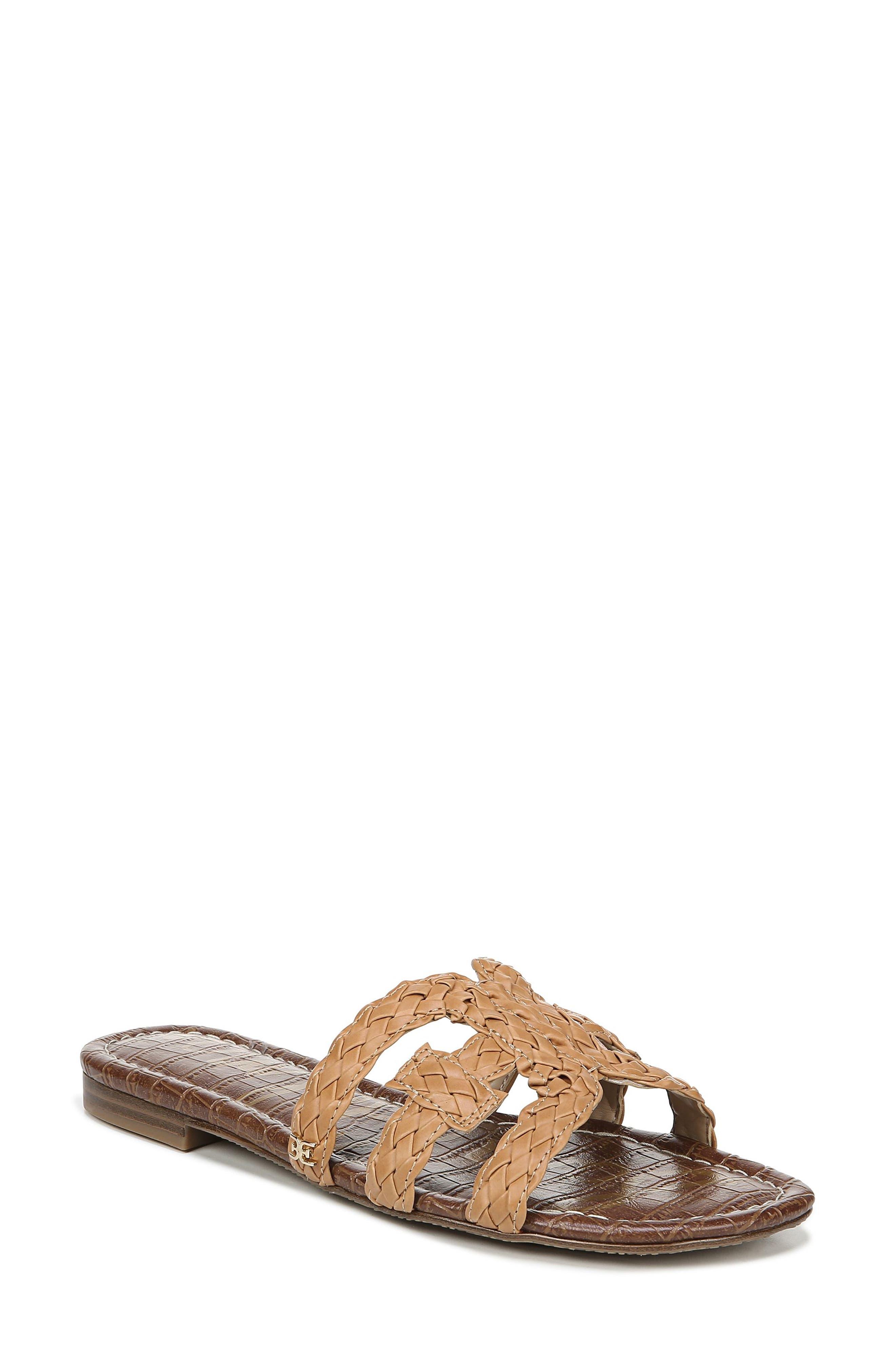 Sam Edelman Beckie Slide Sandal- Beige