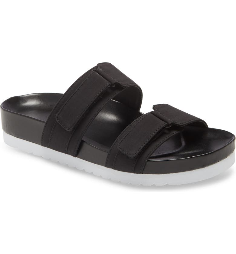 SANCTUARY Tango Slide Sandal, Main, color, 001
