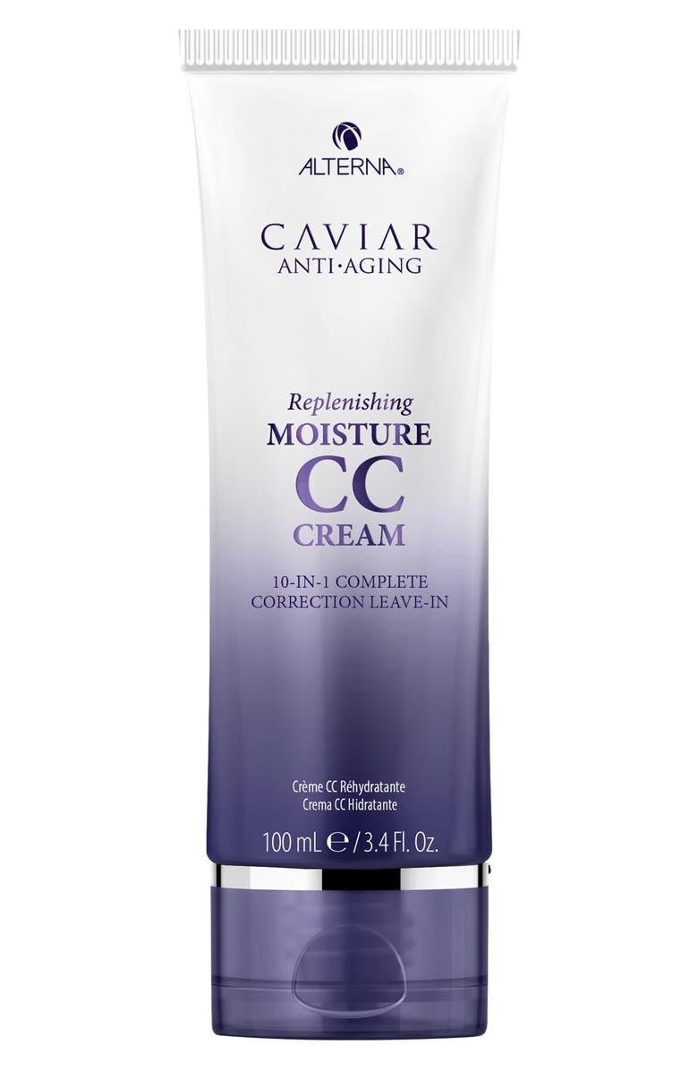 ALTERNA<SUP>®</SUP> Caviar Anti-Aging Replenishing Moisture CC Cream, Main, color, NO COLOR