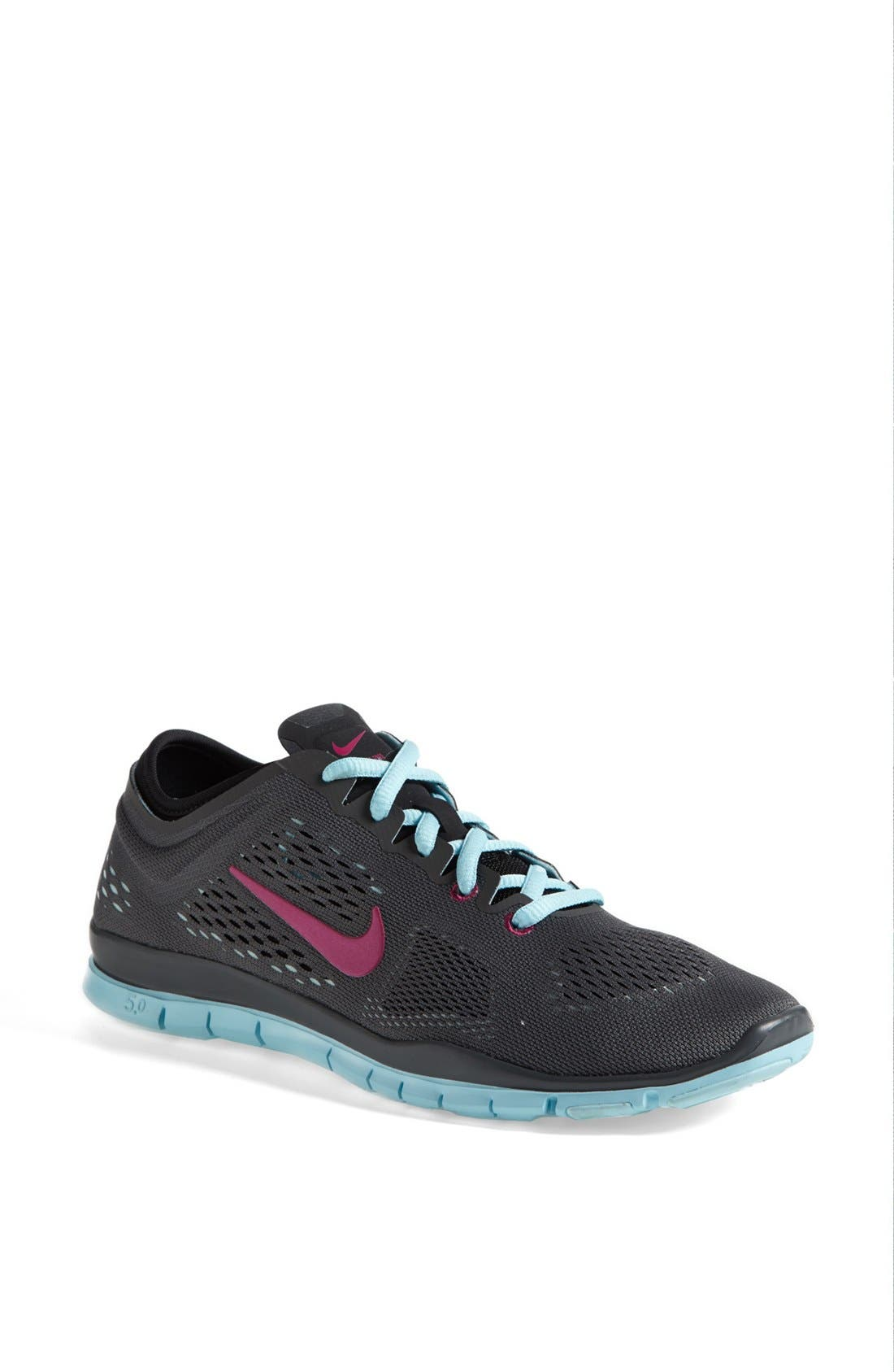 ,                             'Free 5.0 TR Fit 4' Training Shoe,                             Main thumbnail 14, color,                             004
