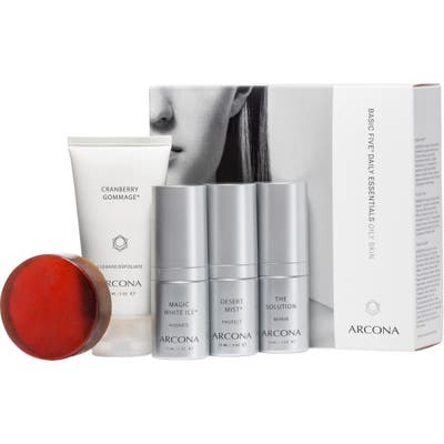 Arcona Basic Five Oily Skin Type Set