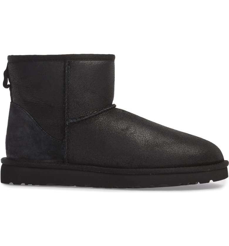 ac085d70aab Classic Mini Bomber Boot with Genuine Shearling or UGGpure™ Lining