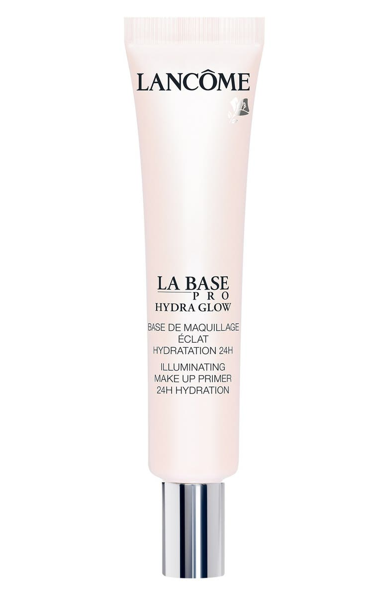 LANCÔME La Base Pro - Hydra Glow Illuminating Makeup Primer 24-Hour Hydration, Main, color, 000