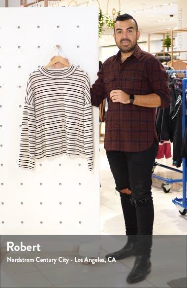 Alea Stripe Pullover, sales video thumbnail