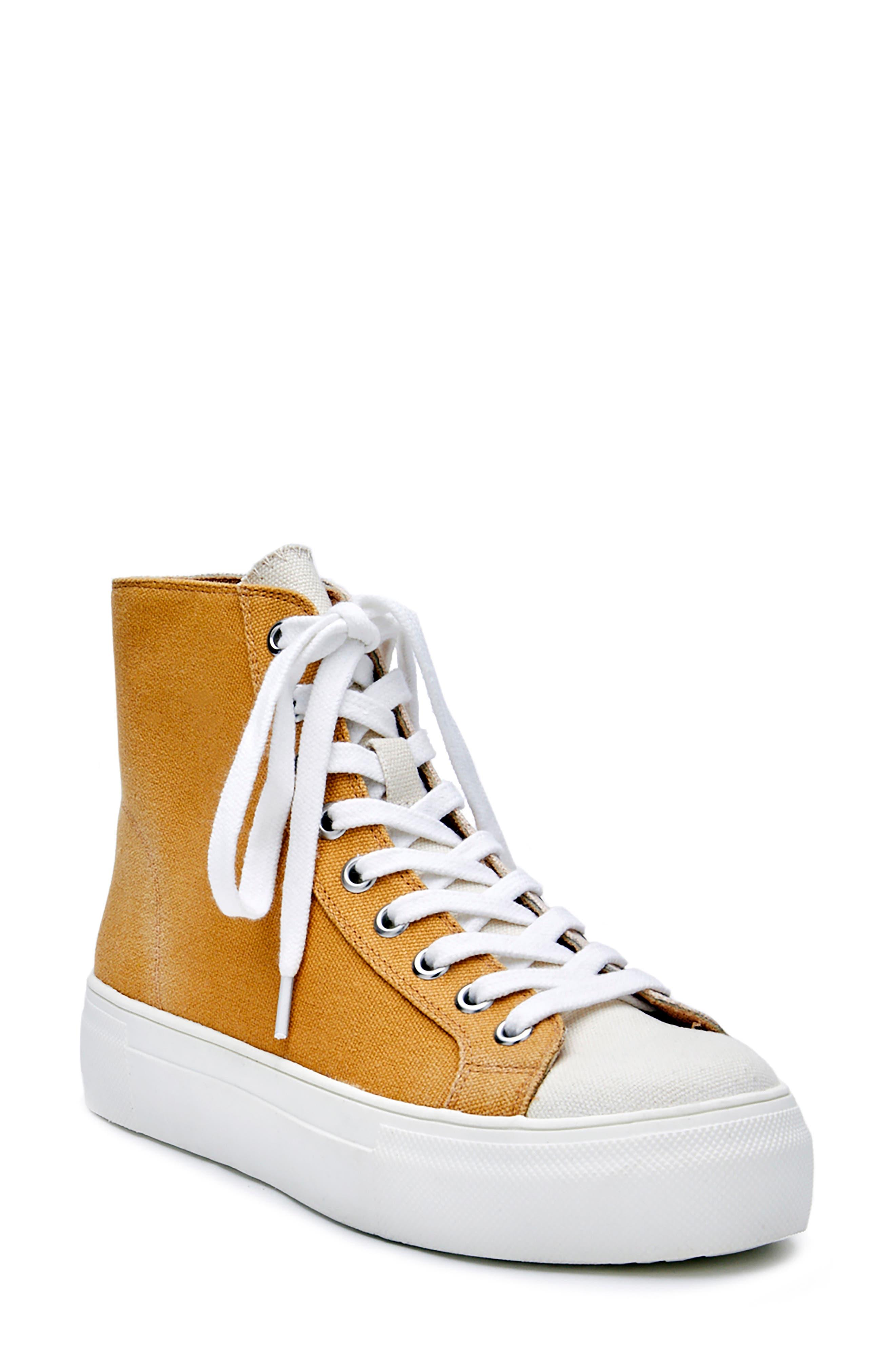 Sheah Platform High Top Sneaker