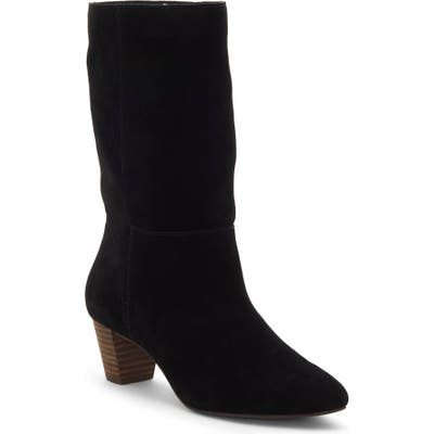 Lucky Brand Zaahira Boot- Black