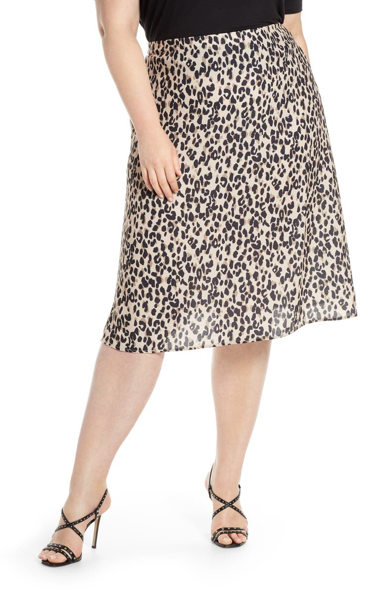 HALOGEN<SUP>®</SUP> A-Line Midi Skirt, Main, color, 235