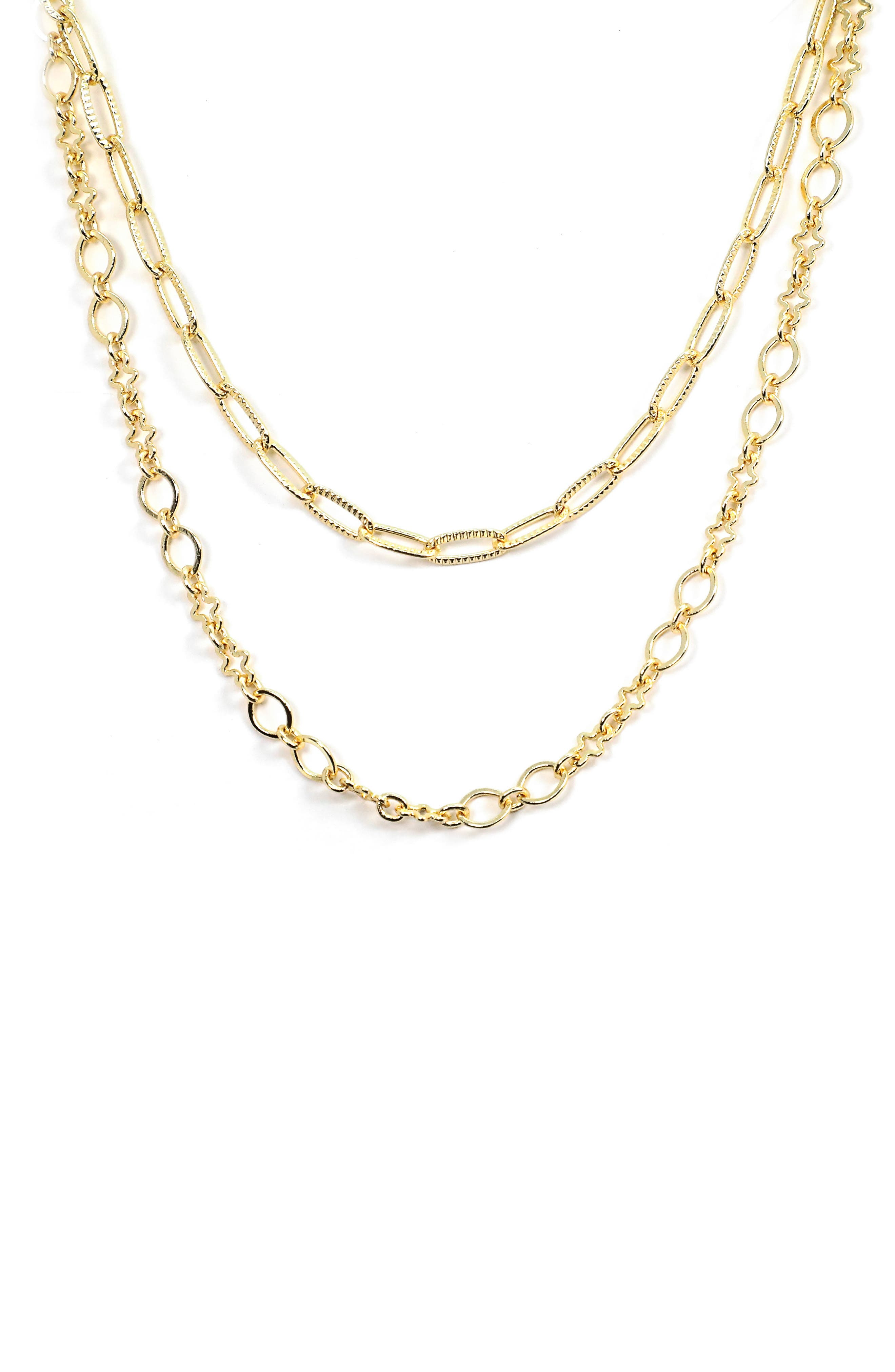 The Essentials 2-In-1 Layered Necklace