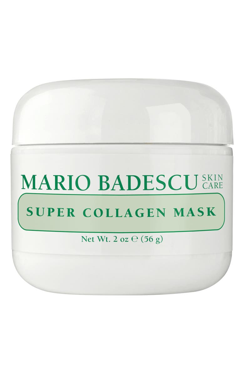 MARIO BADESCU Super Collagen Mask, Main, color, NO COLOR