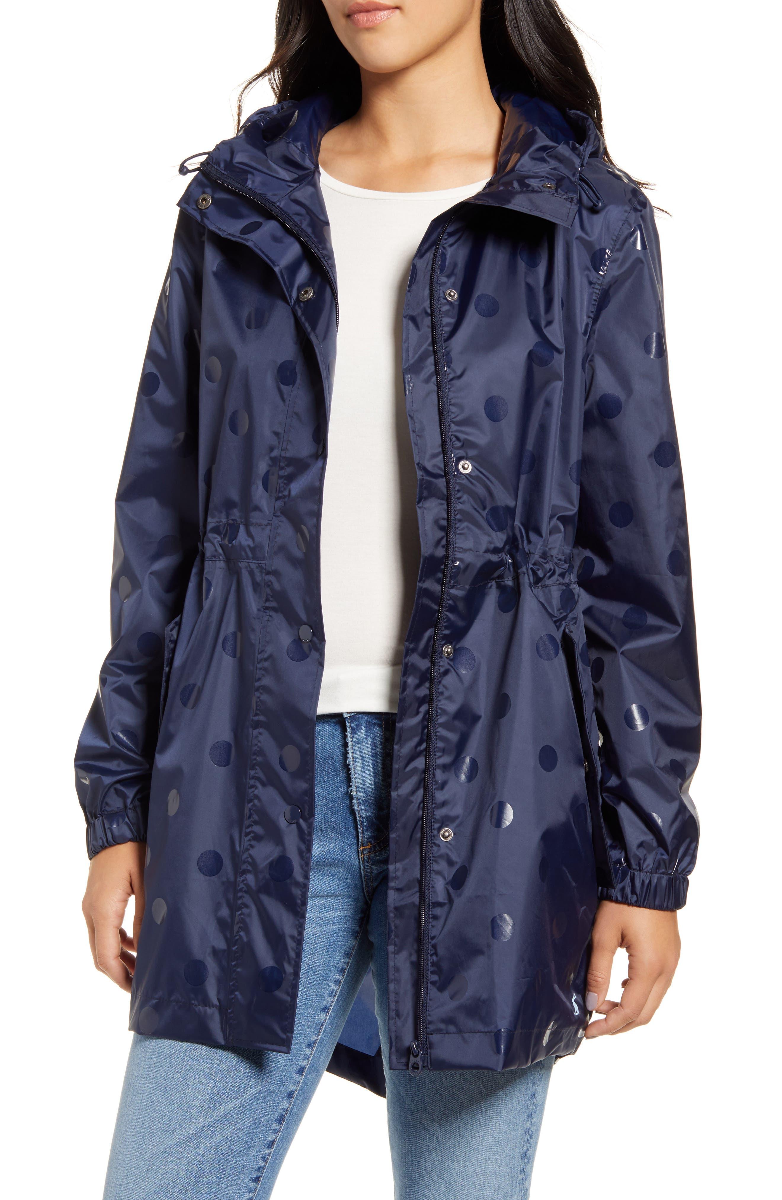 Right As Rain Golightly Packable Waterproof Hooded Jacket