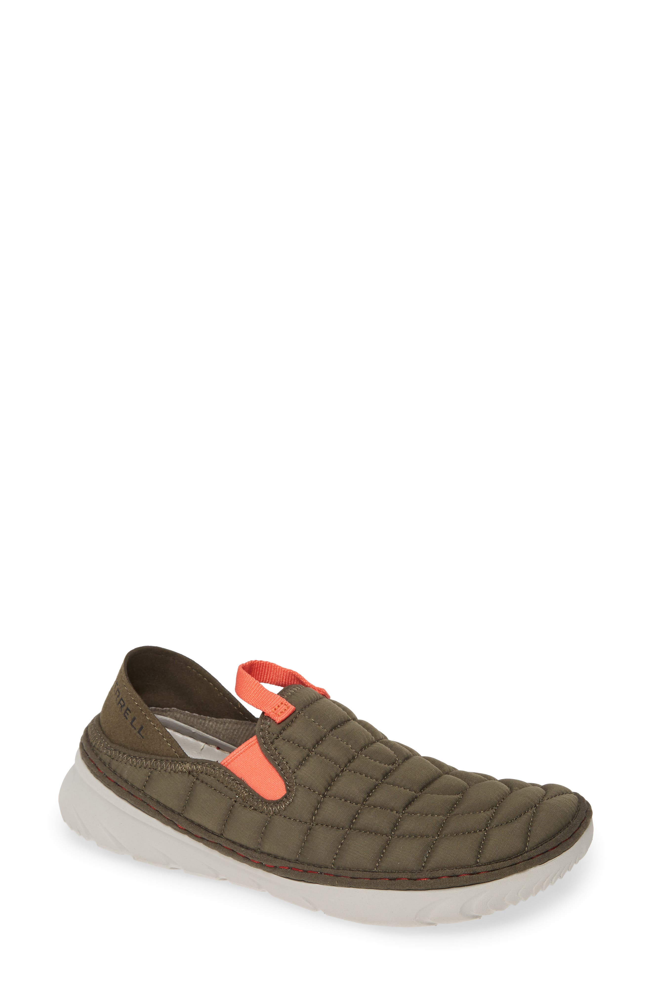 Hut Quilted Moc Sneaker