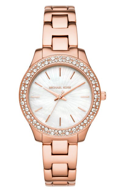 Michael Kors MICHEAL KORS LILIANE BRACELET WATCH, 36MM