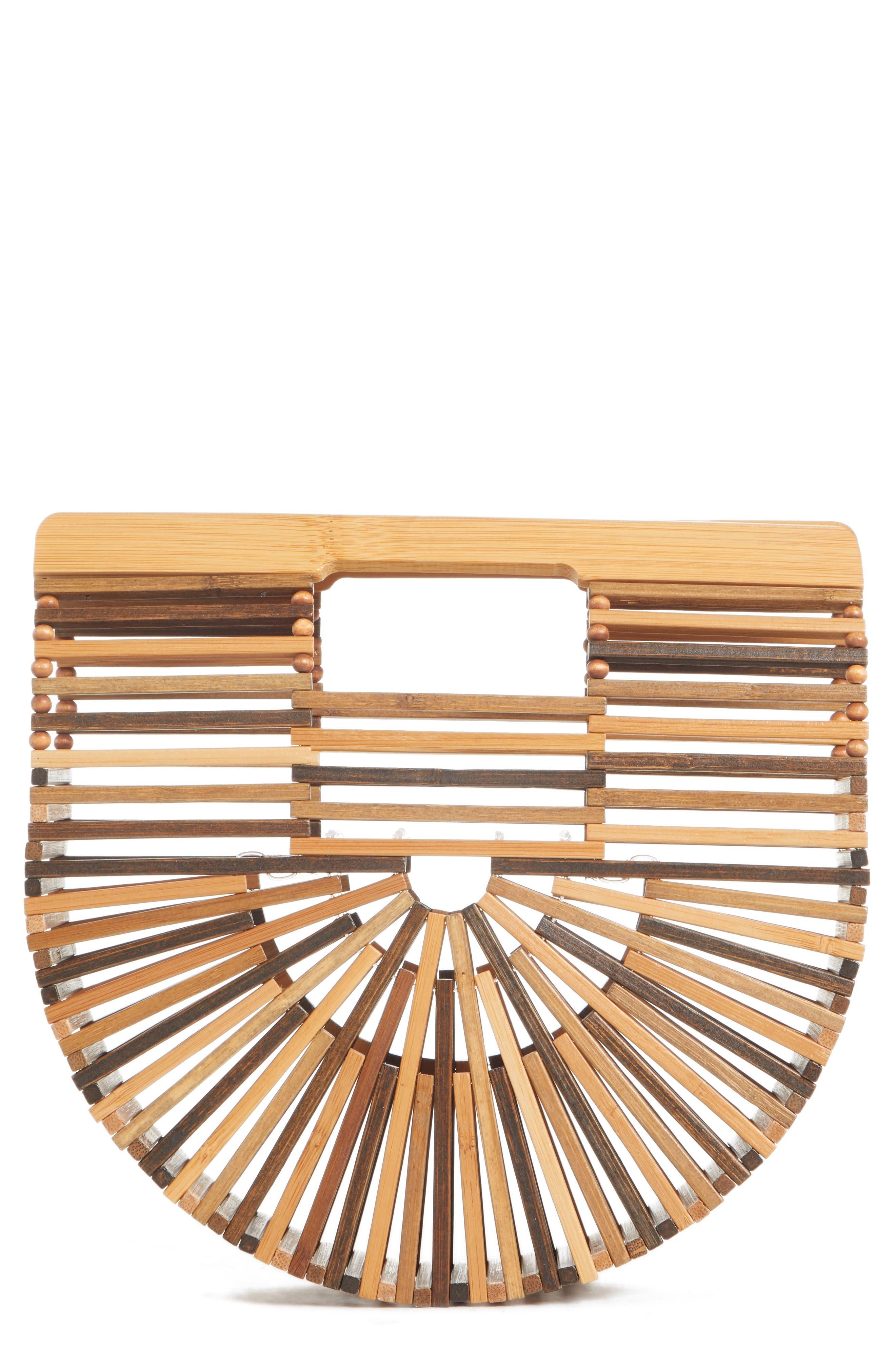 ,                             Mini Ark Handbag,                             Main thumbnail 7, color,                             001