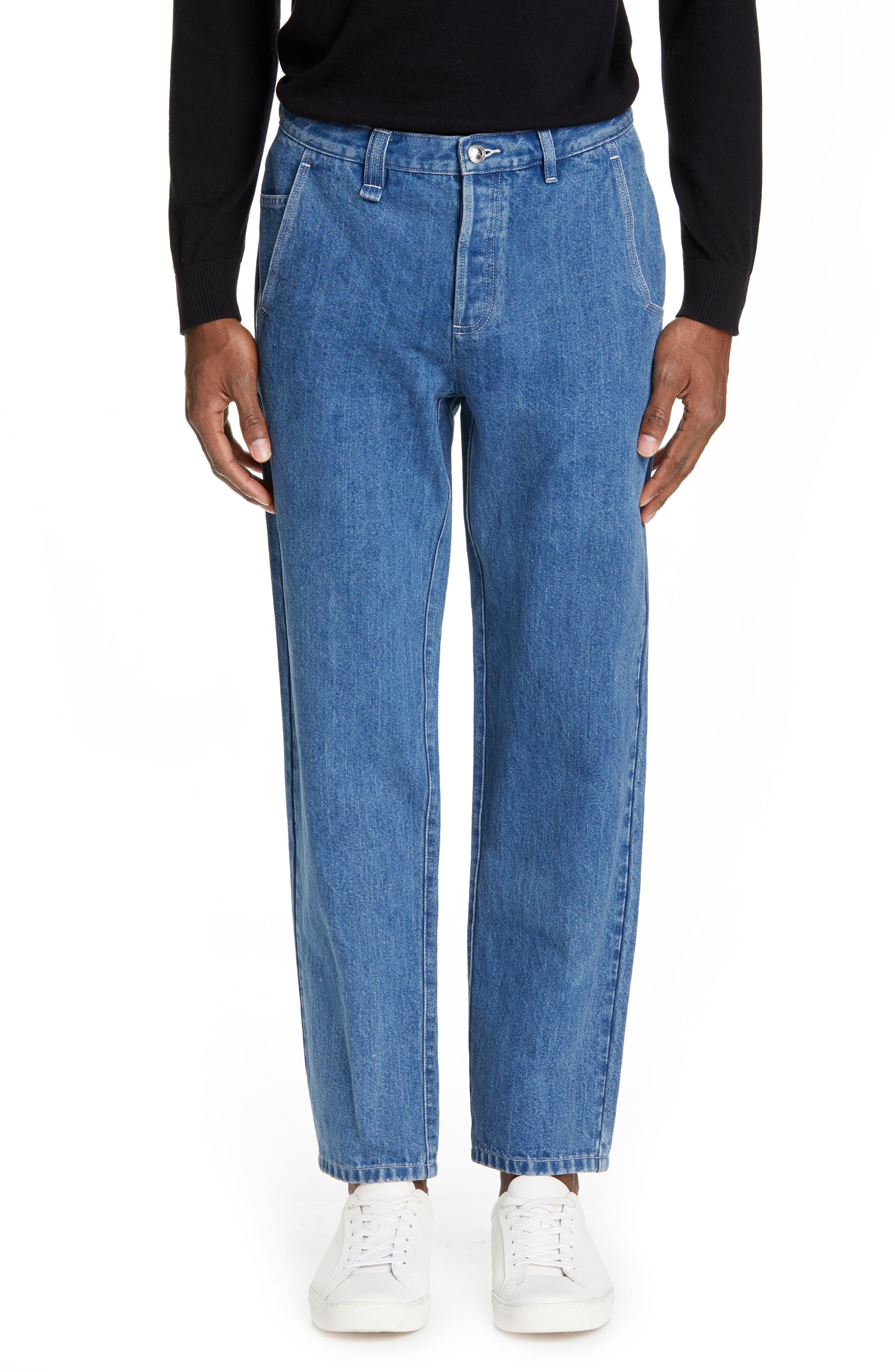 ,                             Carpenter Jeans,                             Main thumbnail 1, color,                             BLUE