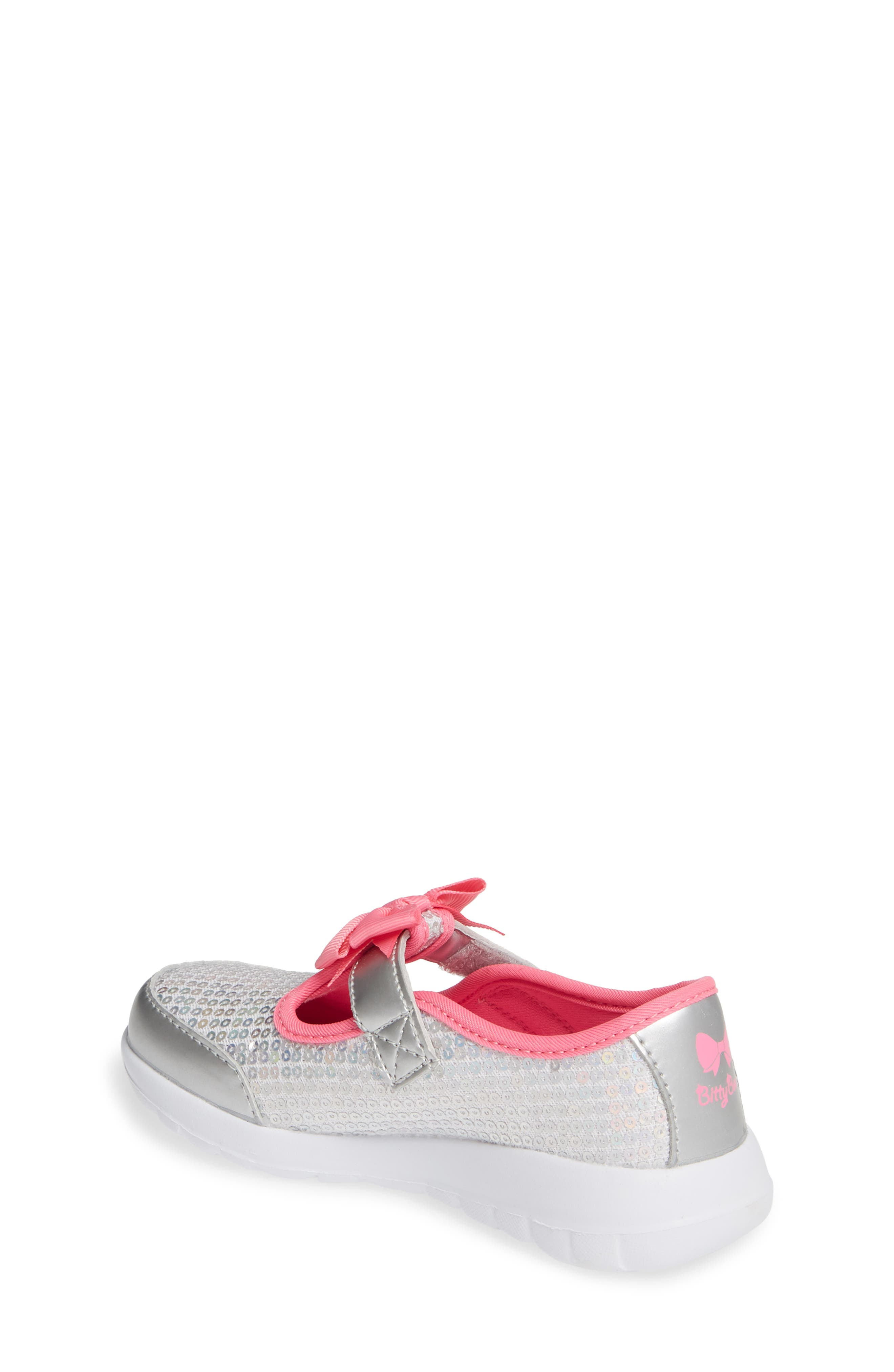 ,                             GOwalk Joy Sequin Sneaker,                             Alternate thumbnail 2, color,                             SILVER/ MULTI