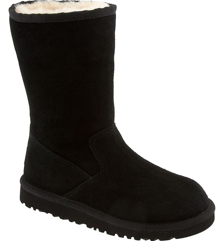 UGG<SUP>®</SUP> Australia 'Lil Sunshine' Boot, Main, color, 001