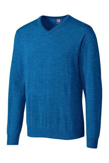 Image of Cutter & Buck Douglas V-Neck Sweater