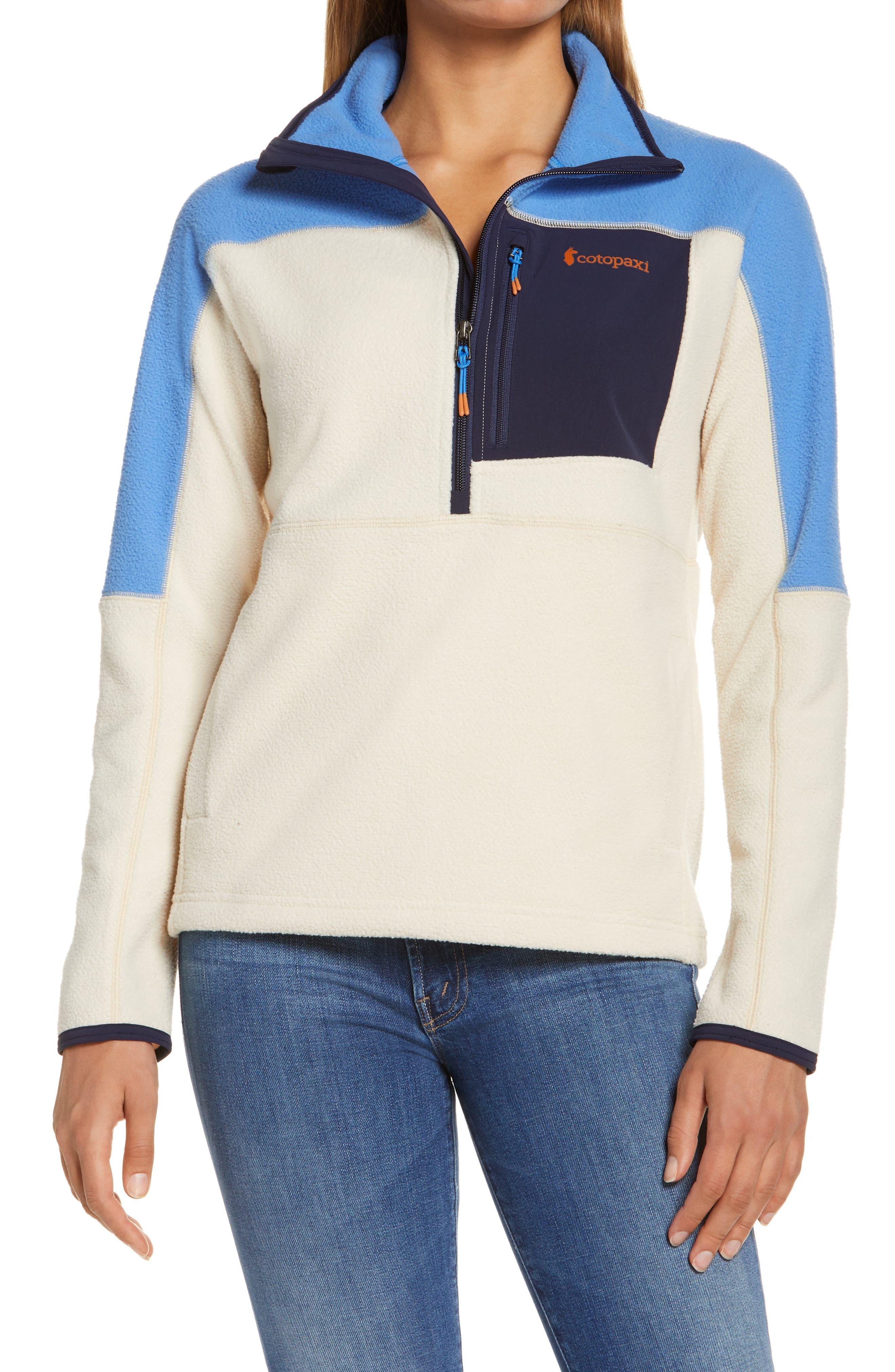 Dorado Half-Zip Fleece Pullover