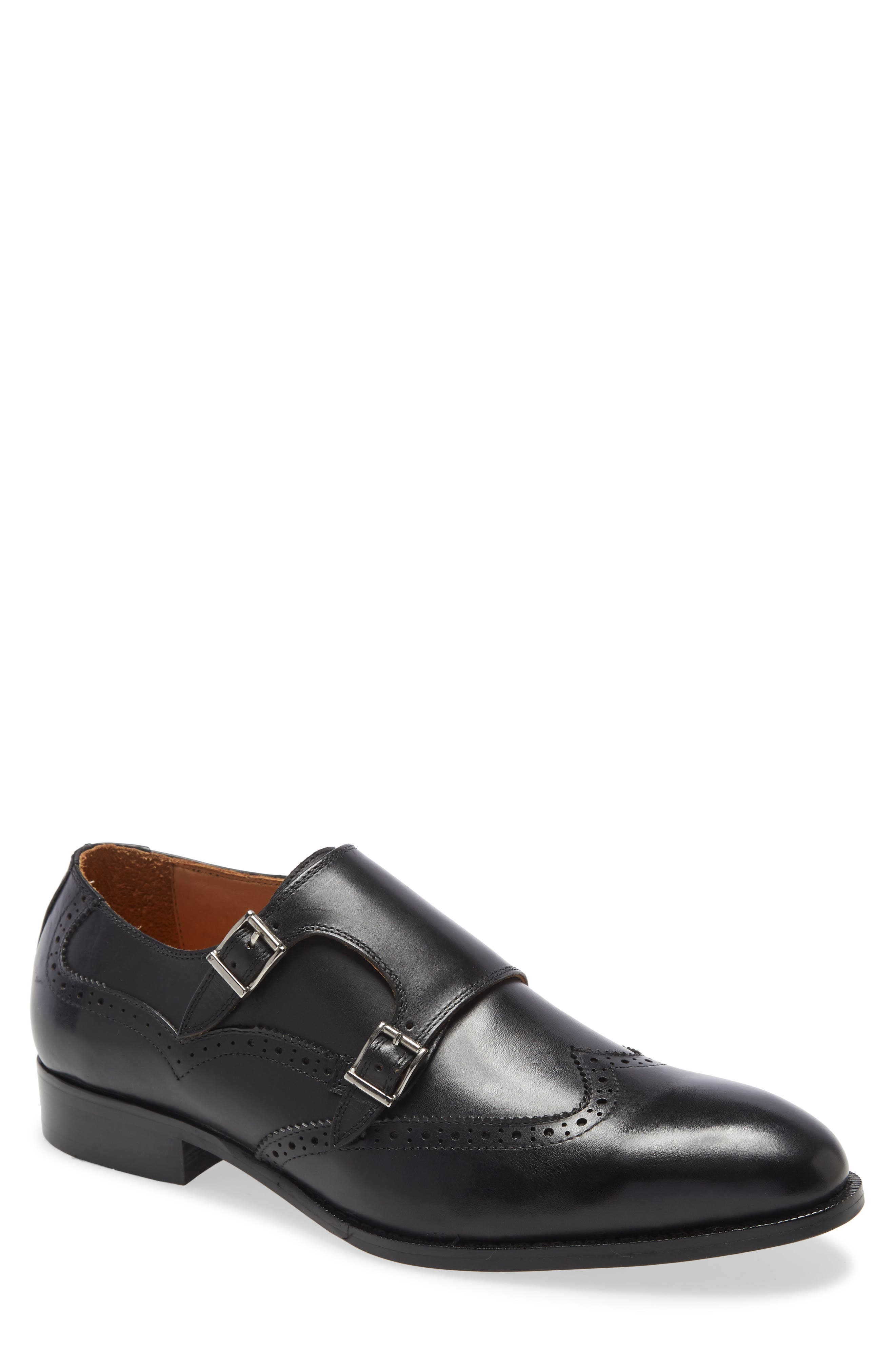 Easton Double Monk Strap Shoe