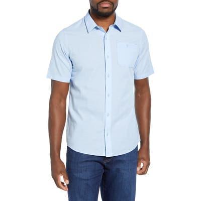 Travismathew Studebaker Regular Fit Shirt, Blue
