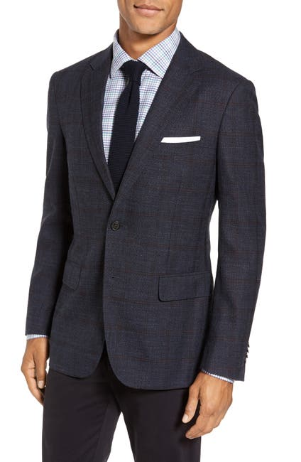 Image of RODD AND GUNN Glenside Wool Blend Sport Coat