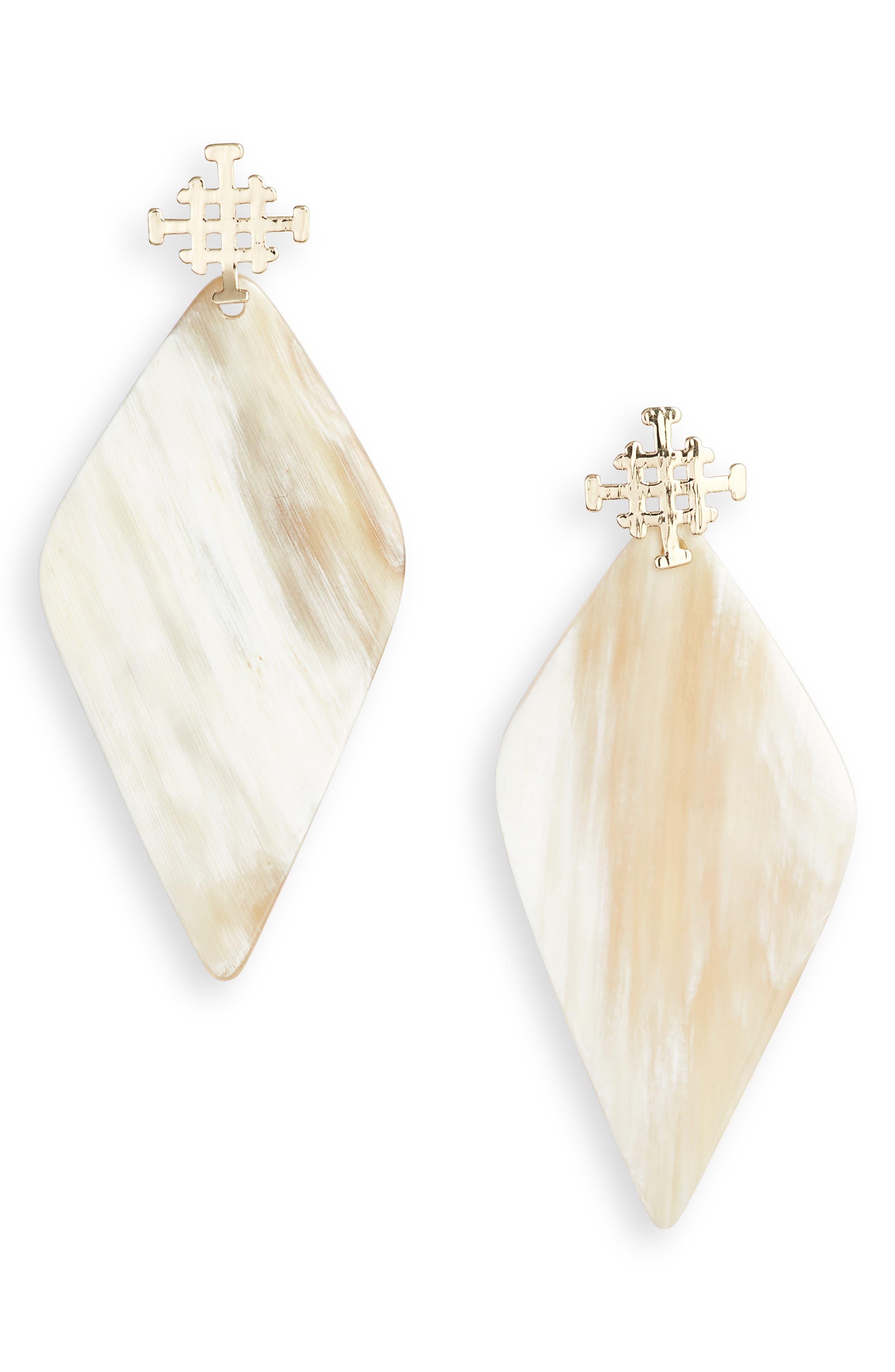 Asha Drop Earrings