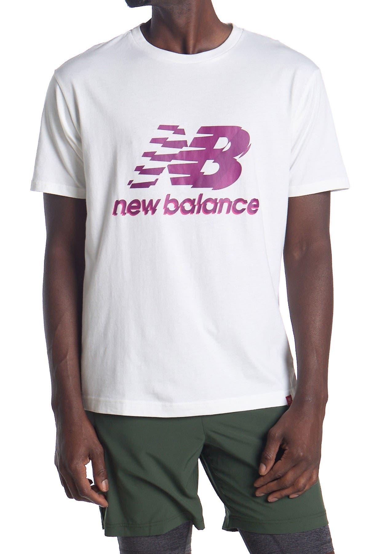 Image of New Balance Essentials Lofi Stack Tee