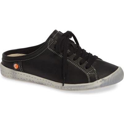 Softinos By Fly London Ije Sneaker Mule - Black