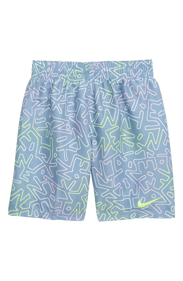 NIKE Hyper Breaker Volley Shorts, Main, color, 498