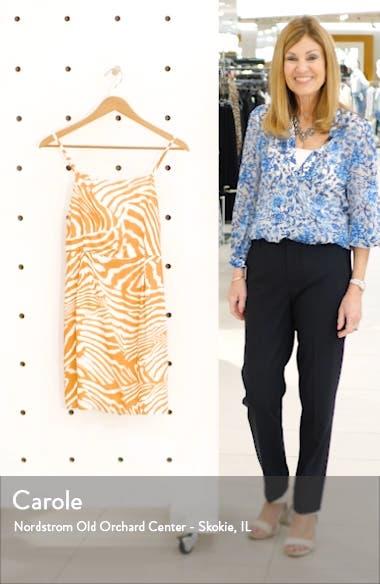 Pretty Wild Zebra Print Minidress, sales video thumbnail