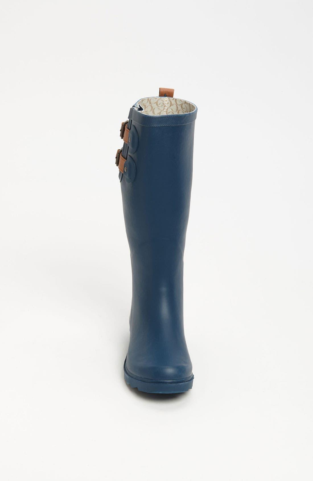 ,                             'Top Solid' Rain Boot,                             Alternate thumbnail 82, color,                             442