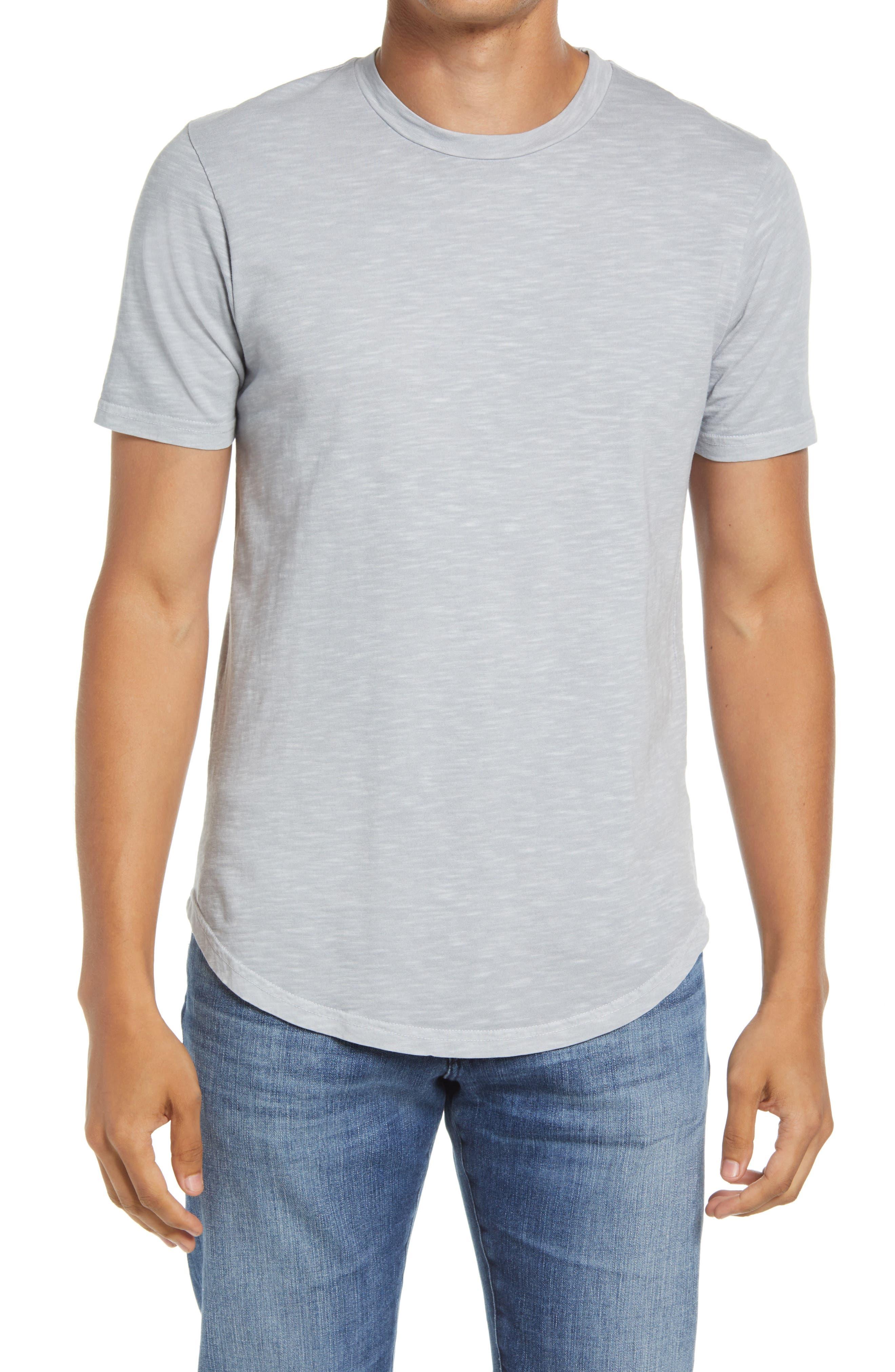 Scallop Short Sleeve T-Shirt