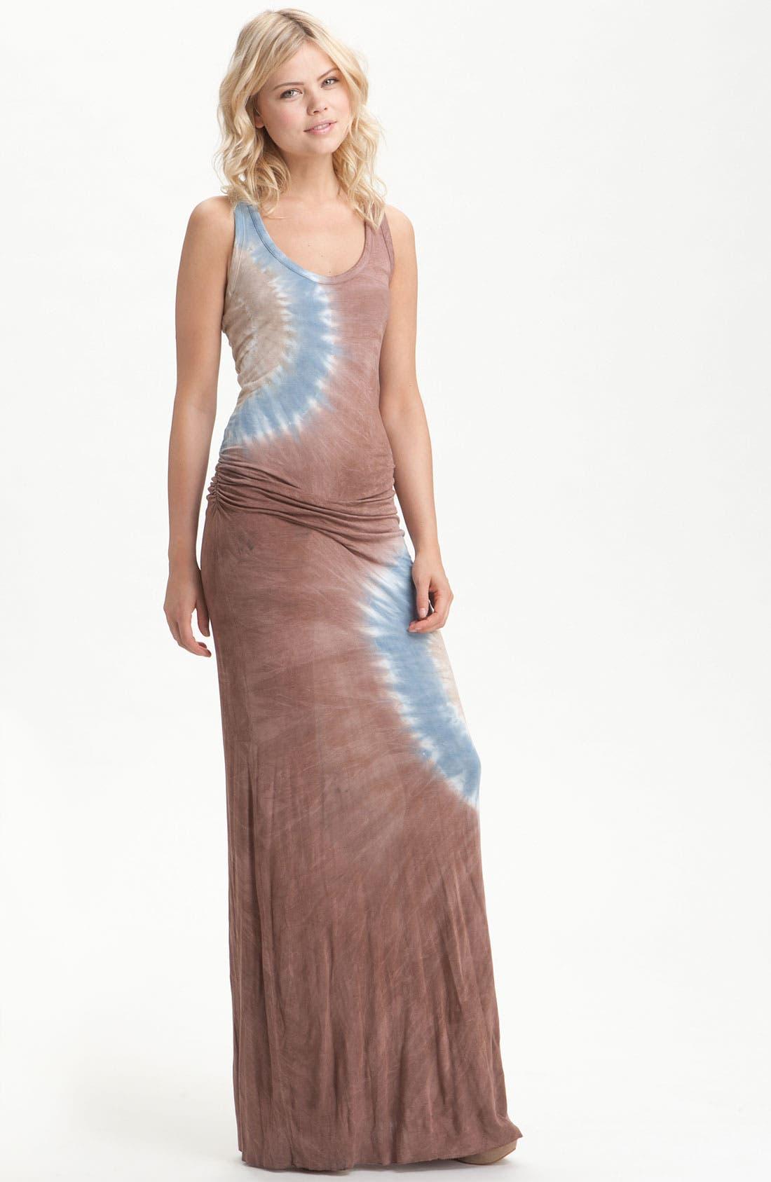 ,                             'Hamptons' Tie Dye Maxi Dress,                             Main thumbnail 3, color,                             200
