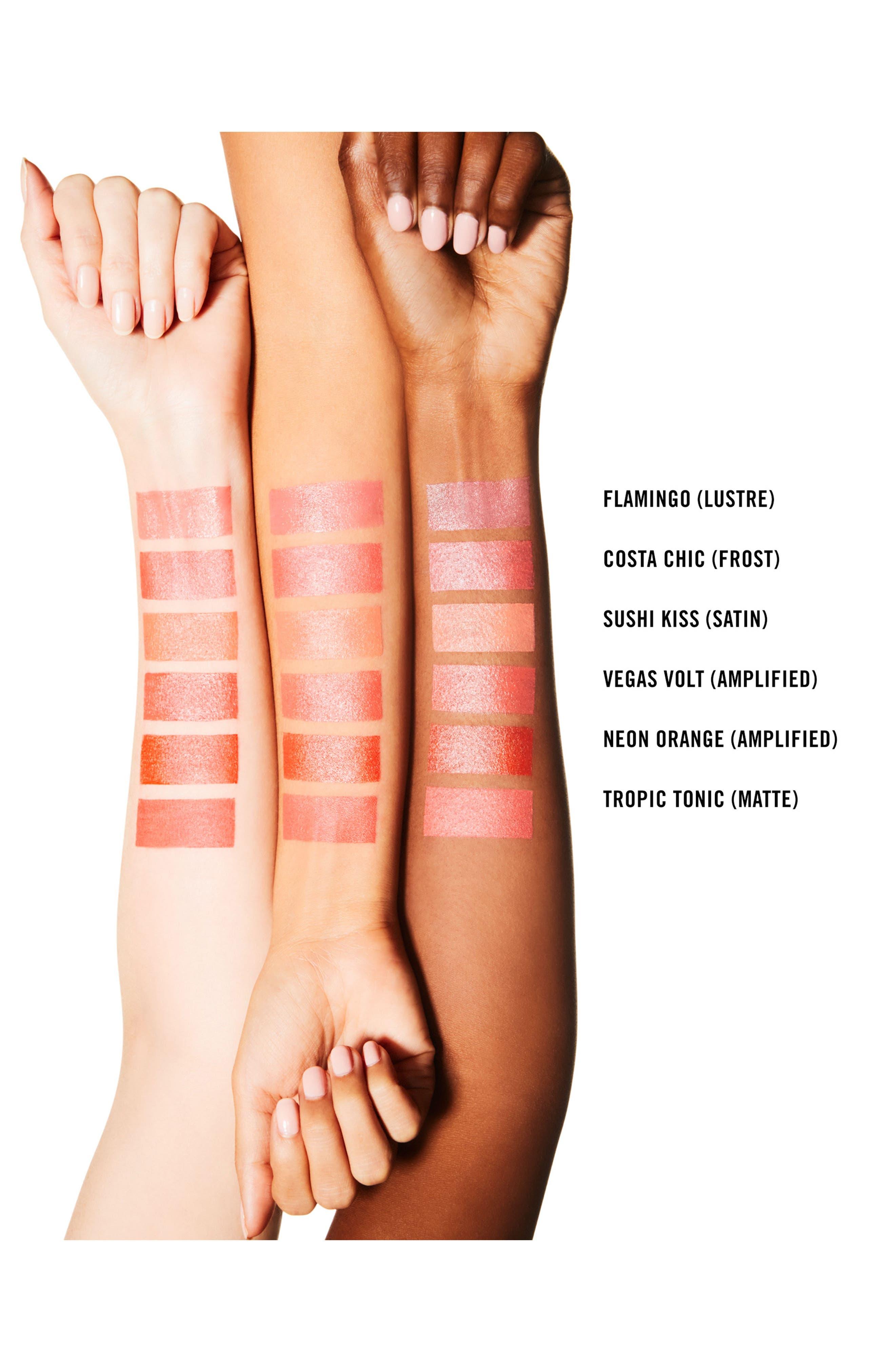 ,                             MAC Strip Down Nude Lipstick,                             Alternate thumbnail 66, color,                             092