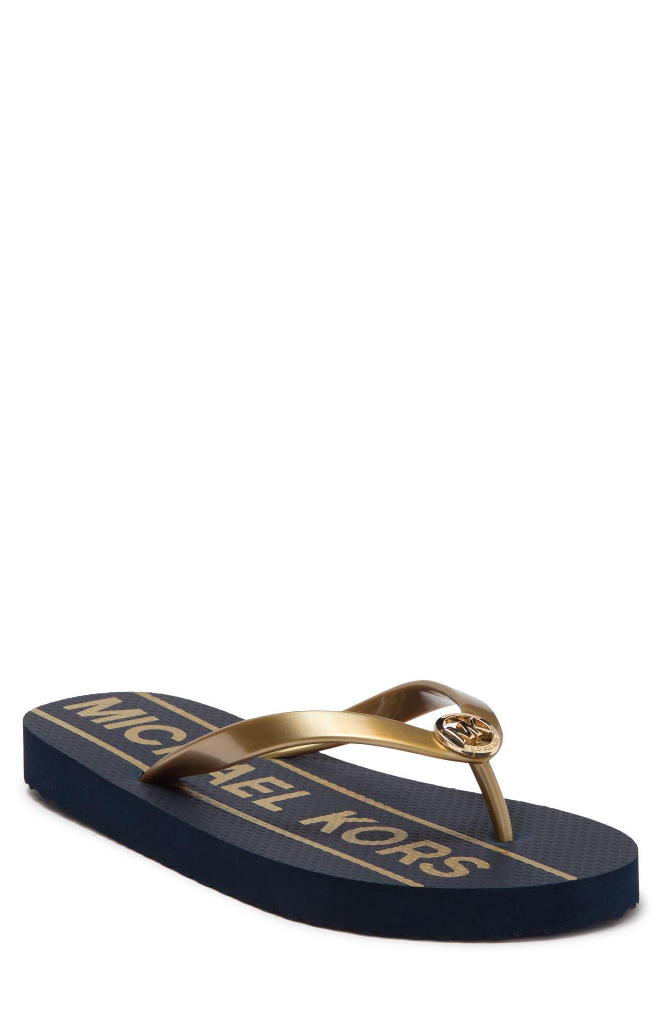Image of MICHAEL Michael Kors MK Flip Flop