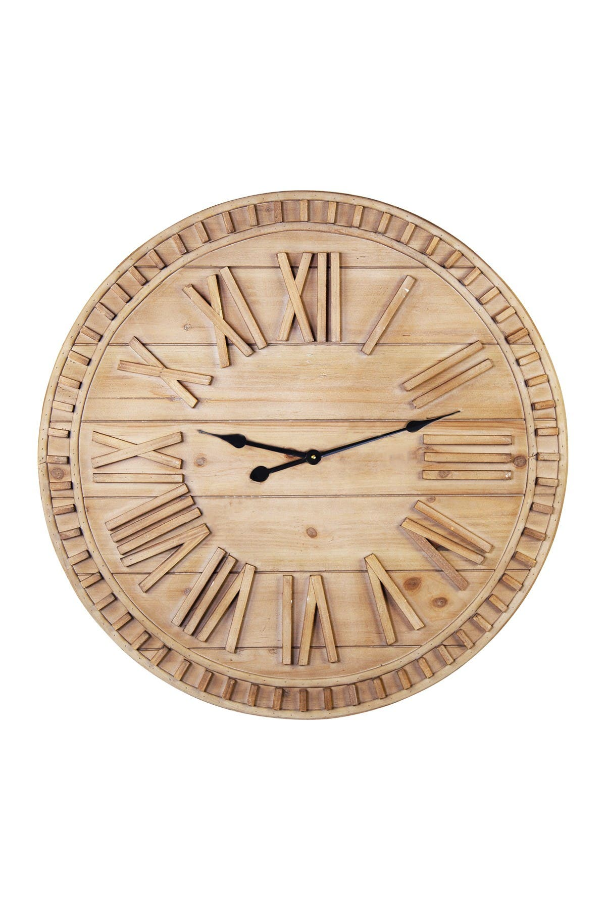 Stratton Home James Wooden Wall Clock at Nordstrom Rack