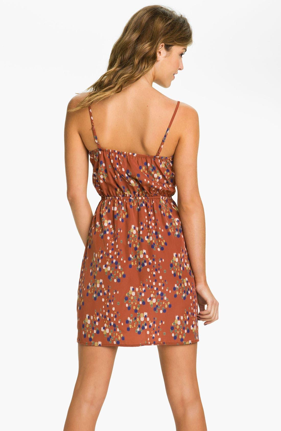 ,                             Print Dress,                             Alternate thumbnail 12, color,                             800