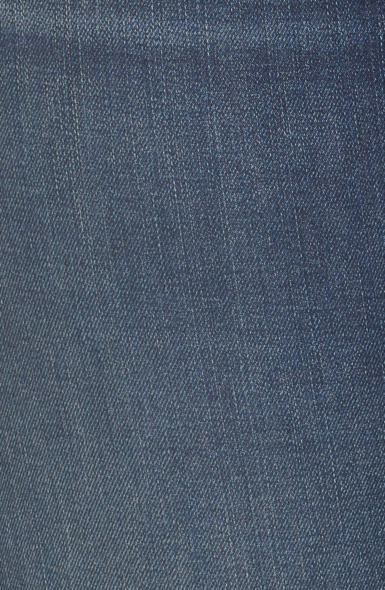 ,                             Mia High Waist Skinny Jeans,                             Alternate thumbnail 6, color,                             432