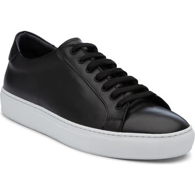 Ankari Floruss Low-Top Sneaker, Black