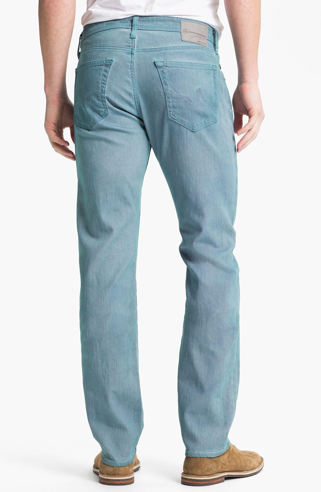 ,                             'Matchbox' Slim Fit Jeans,                             Alternate thumbnail 34, color,                             495