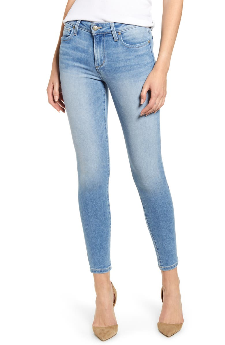 JOE'S The Icon Ankle Skinny Jeans, Main, color, DITA